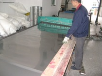 Plate Cutting (Outside Tank Processing)
