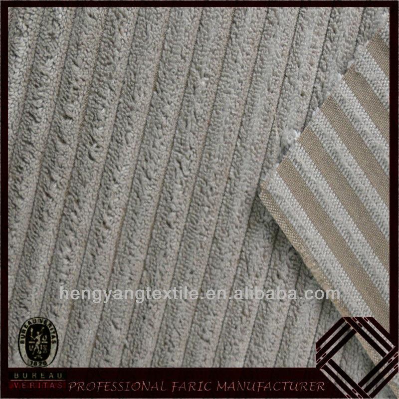 cheap corduroy sofa fabric samples