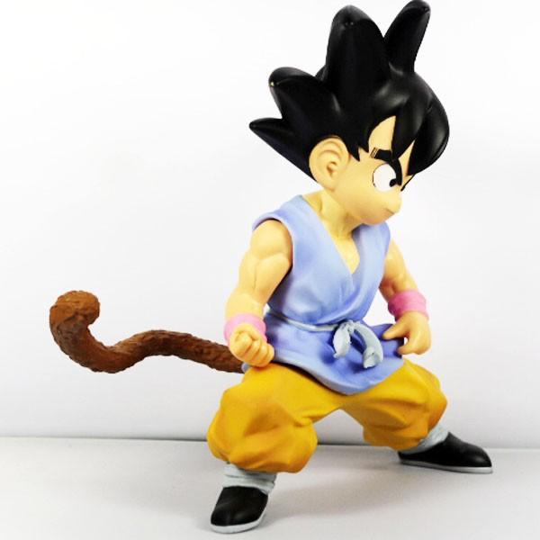 Фигурка героя мультфильма Dragon Ball FS 2 Ball GT Super Saiyan Gokou 8.7 APL011024