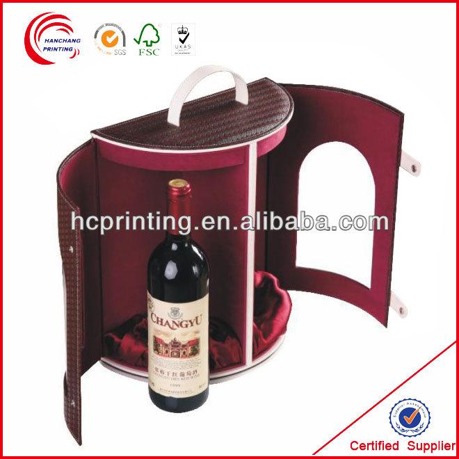 Fashion High Quality Wine bag wine box wine carrier