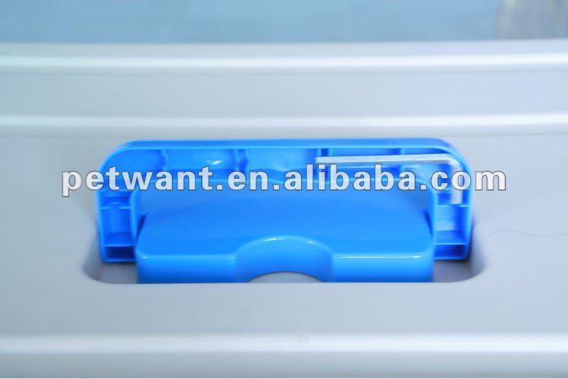 mesh pet carrier FC-1001 modular dog kennel