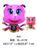 Free shipping !!! 100pcs/lots Mix styles ,wholesales walking balloons pet , Aluminum foil balloons , Helium balloons