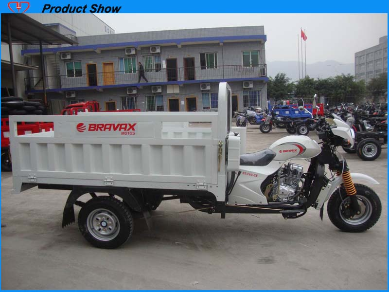 3 wheeler motorcycle for chongqing supplier