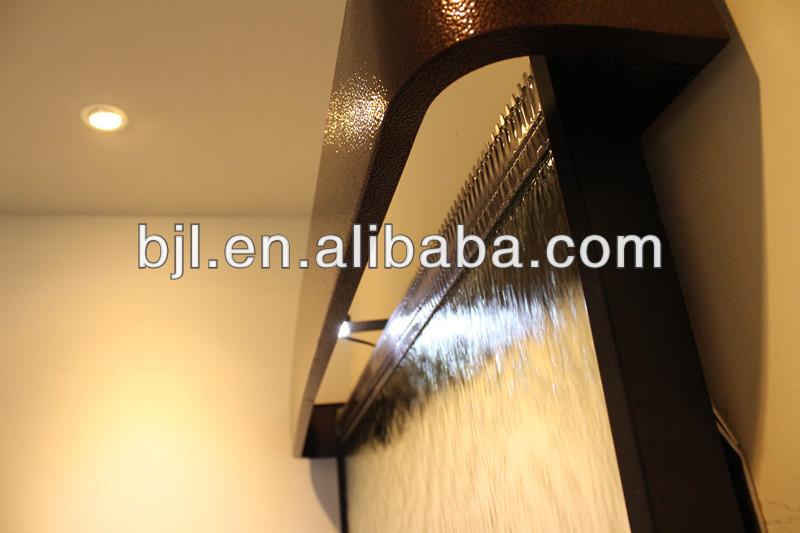 Zimmer dekorative teiler panels wasserfall brunnen wand von ...