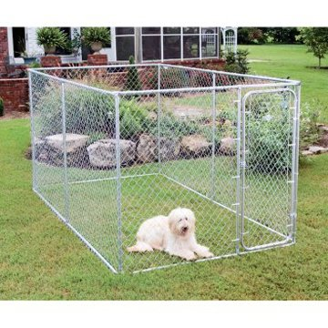 chain link dog cage( large size)