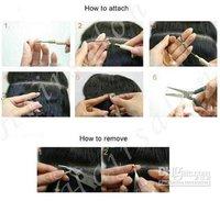 Микрокольца для наращивания волос 1000 #04