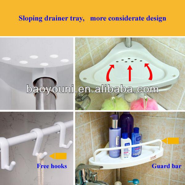 sc bathroom shampoo rack bathroom accessory bathroom corner rack