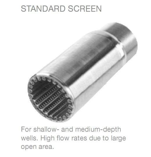johnson screen tube/strainer pipe