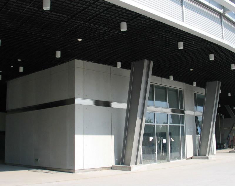As-cast finish concrete coating