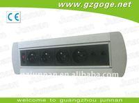 Электрическая вилка Junnan 2 power + 2 , 1 vga + 1 hdmi + 1 + 1 vedio JN-207M