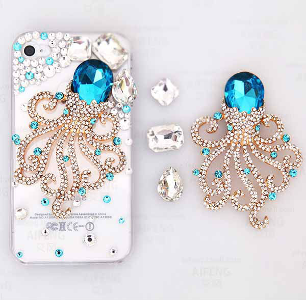 Diamond Octopus Case.1