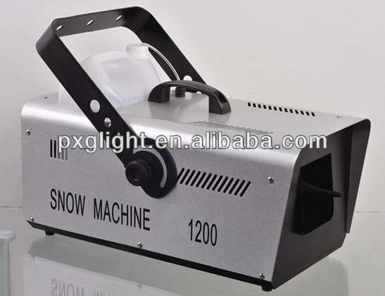 snow machine 1200w (S-1200)