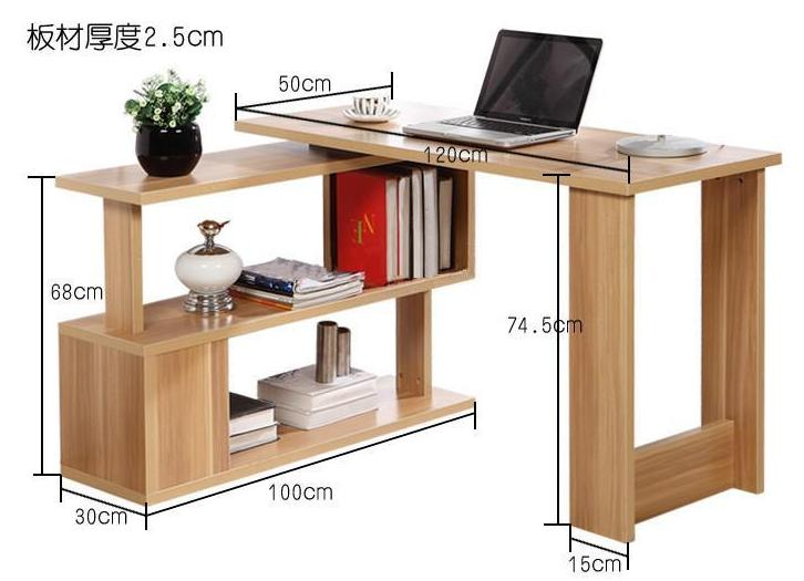 computer desk for two computers