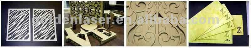 Stencil Mylar Cutter Laser Machine