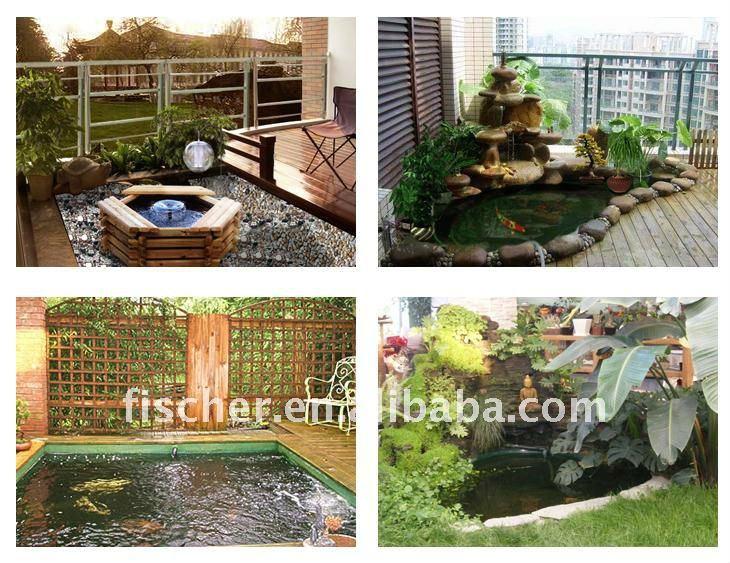 High Quality Fiberglass Garden Ponds For Koi View Garden Pond Fischer Product Details From
