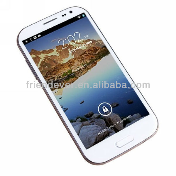 S4 Quad Core Dual SIM Android 4.2 China cell phone