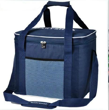 600d waterproof water bottle cooler bag