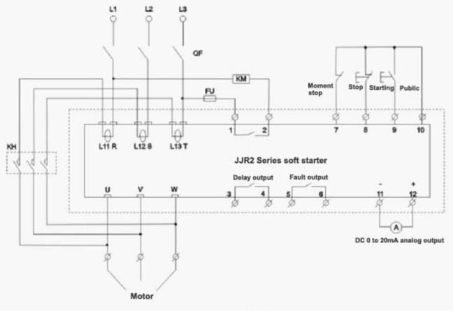 Soft Start Motor Starter Wiring Diagram likewise Motor Starter Wiring Diagram also Soft Start Power Supply Circuits further Soft Starters Engineering Essentials Content From Machine Design moreover Soft Start Motor Starter Wiring Diagram. on motor soft starter circuit diagram