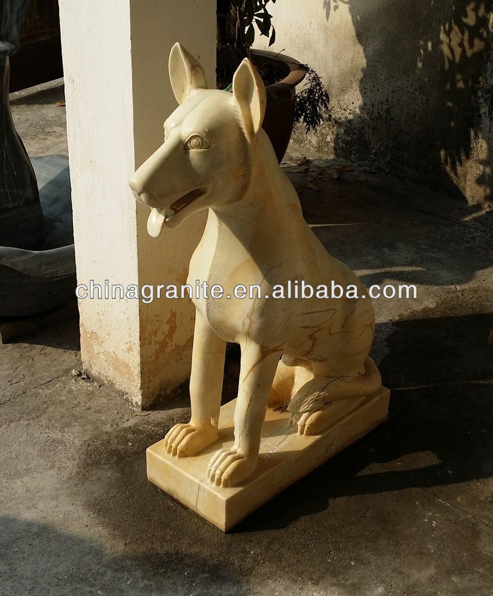 marble eagle sculpture