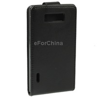 Чехол для для мобильных телефонов 2 Pieces/Lots High Quality Vertical Flip Leather Case for LG Optimus L7 P700