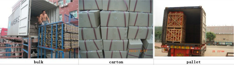 2013 ecological Matte silver grey Ceramic roof tile