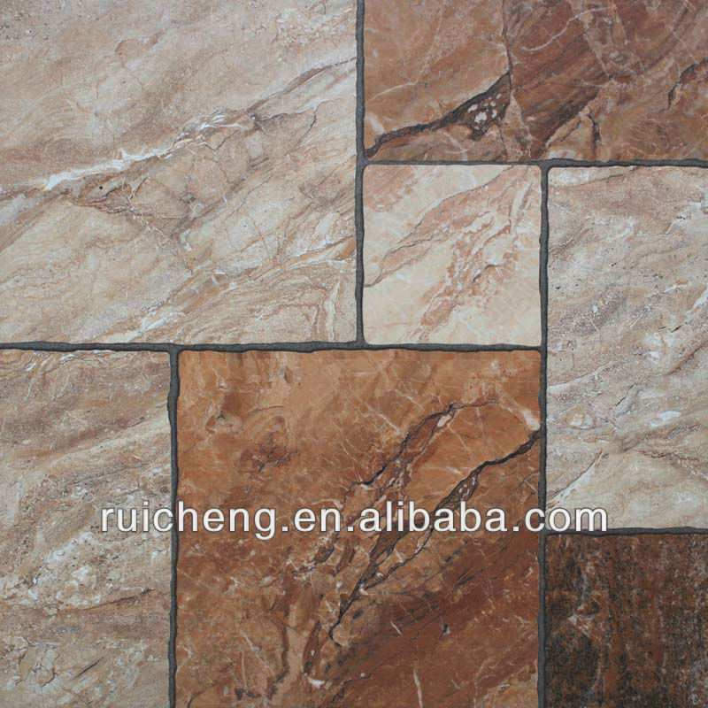 600x600mm Yongxin 3D Spanish Pocelian Outdoor Floor Tile For Sale