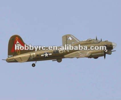 B-17 зеленый схема