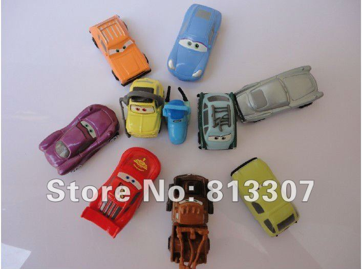 Pixar car 12pcs new 9