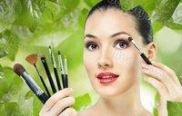 Кисти для макияжа Professional 16 PCS Makeup Brush Set Kit Face Make up Brushes 1592