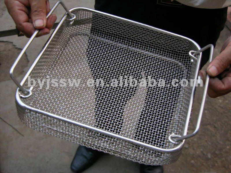 Crimped BBQ Net