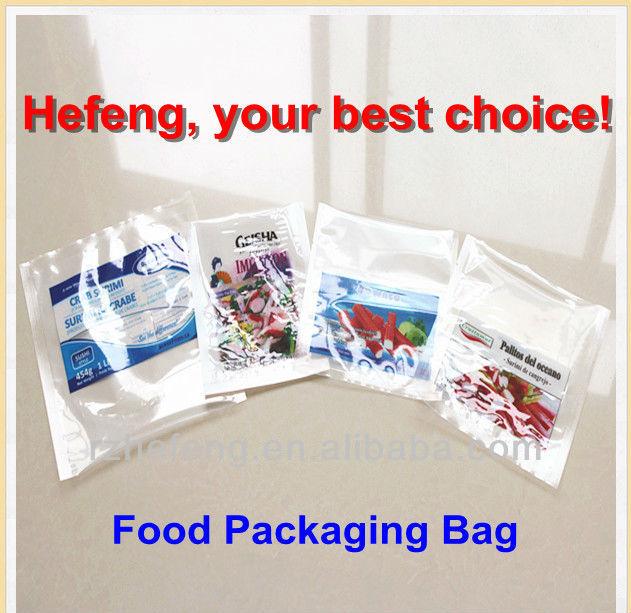 food grade plastic packaging bags, high temperature plastic bags