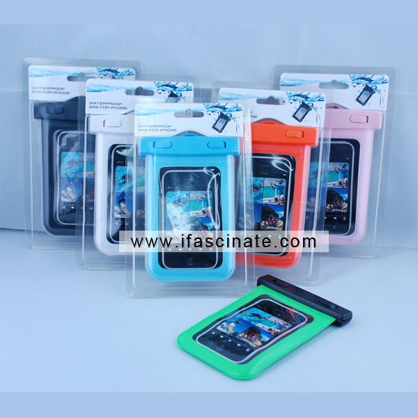 2014 hot sales waterproof bags for iphone6&plus