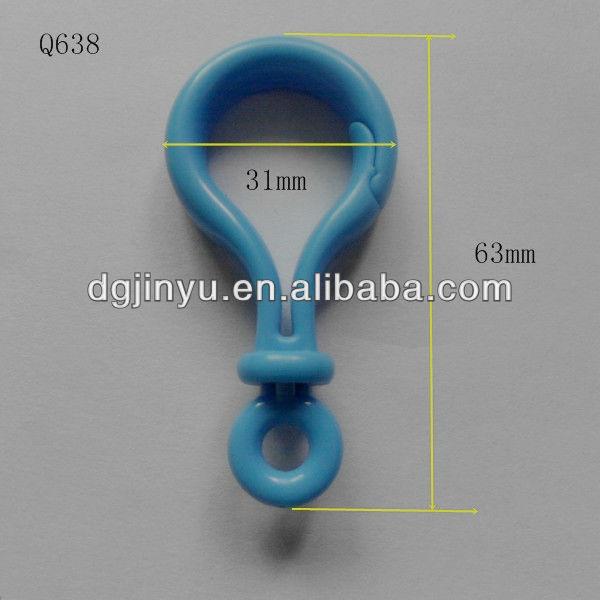 Fashion Plastic Snap Hook