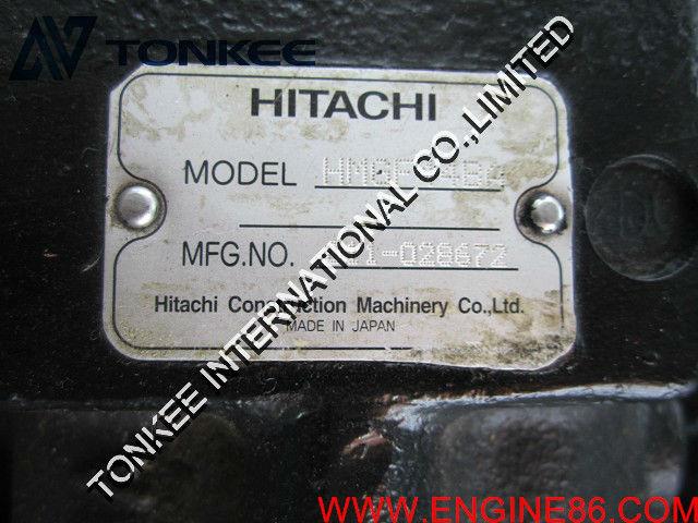 HITACHI ZX240 travel motor assy & drive unit  & final drive HMGF44BA 011-028672 (2).jpg