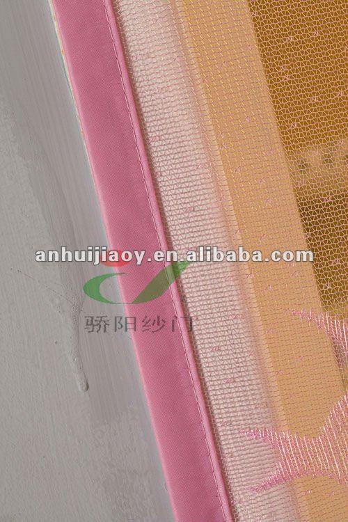 jaquard sliding magnetic mosquito net