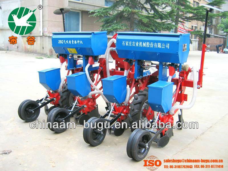 4 rows precision pneumatic corn planter