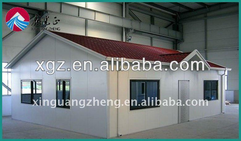 Light Prefab Steel Villa