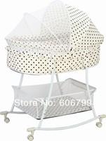 Детская кроватка baby 2012/,  fabric.1pcs/ctn