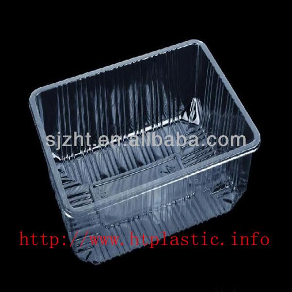 Christmas Plastic Vegetable Fruit Tray/Plastic tray for Fruit