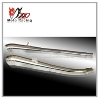 Выхлопная система для мотоциклов GP model exhaust middle part to tail pipe for SUZUKI GSXR1300 HAYABUSA 2008-2009