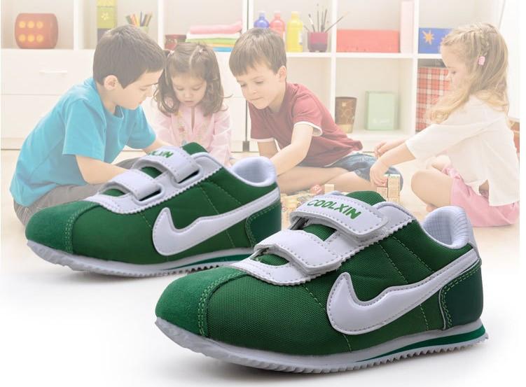 Кроссовки для мальчиков Кожа