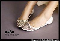 Женская обувь на плоской подошве Kvoll D5229