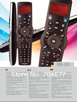 Пульт ДУ 2013 New 3xAAA battery TV SAT DVD CBL CD AC VCR universal remote control learning