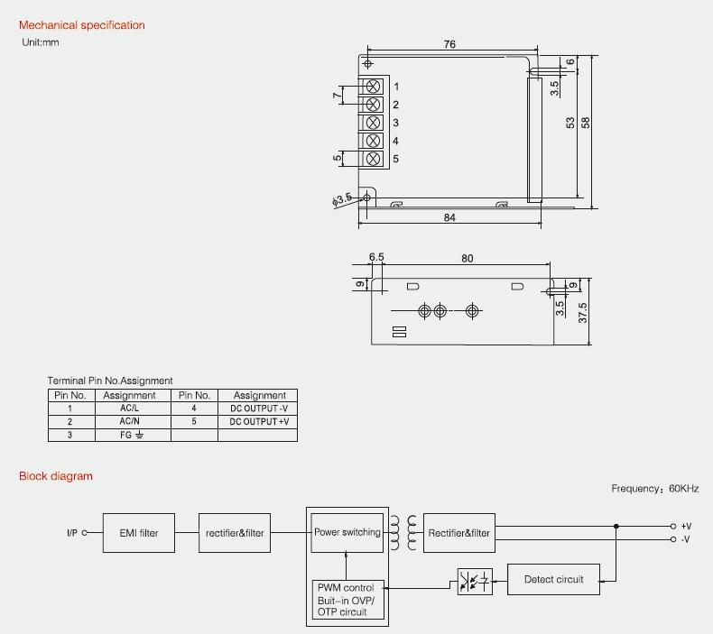 тока 12 В ac 220 В схема