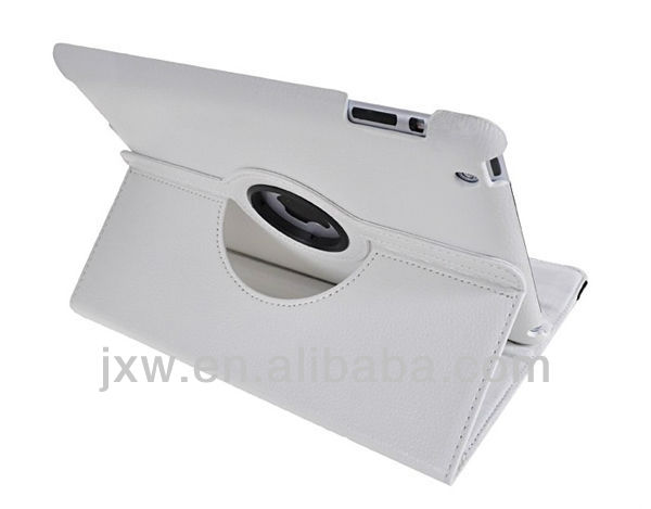 Leather waterproof and shockproof laptop case for ipad 2 3 4