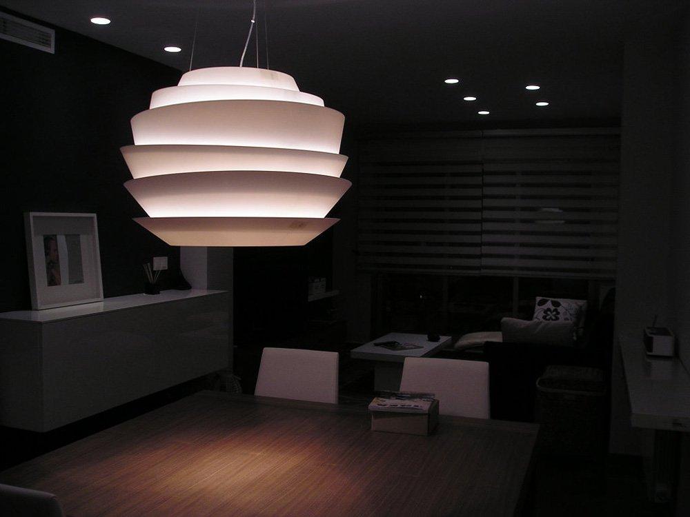forum sospensione centrale per cucina. Black Bedroom Furniture Sets. Home Design Ideas