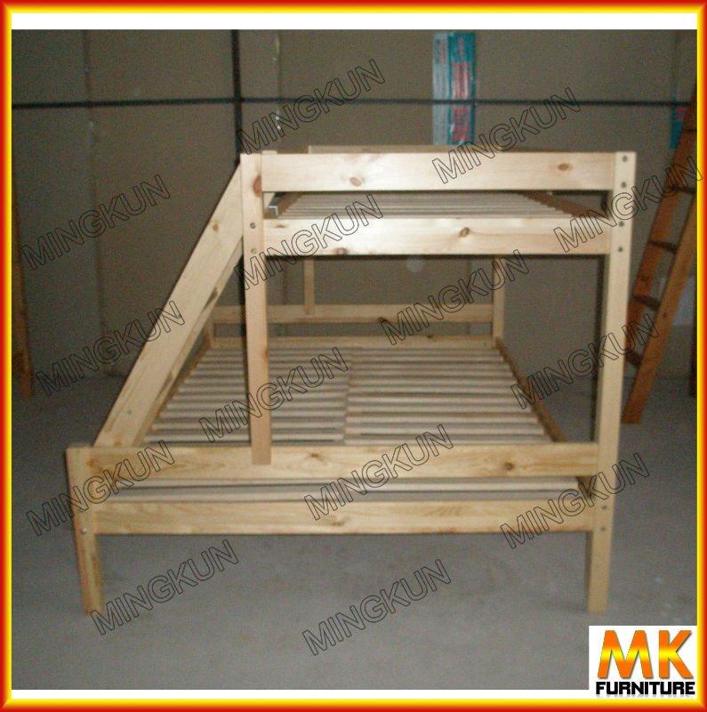 Double Deck Bed Design : Deck Bed For Kids - Buy Wood Double Bed Designs,Solid Wood Double Bed ...
