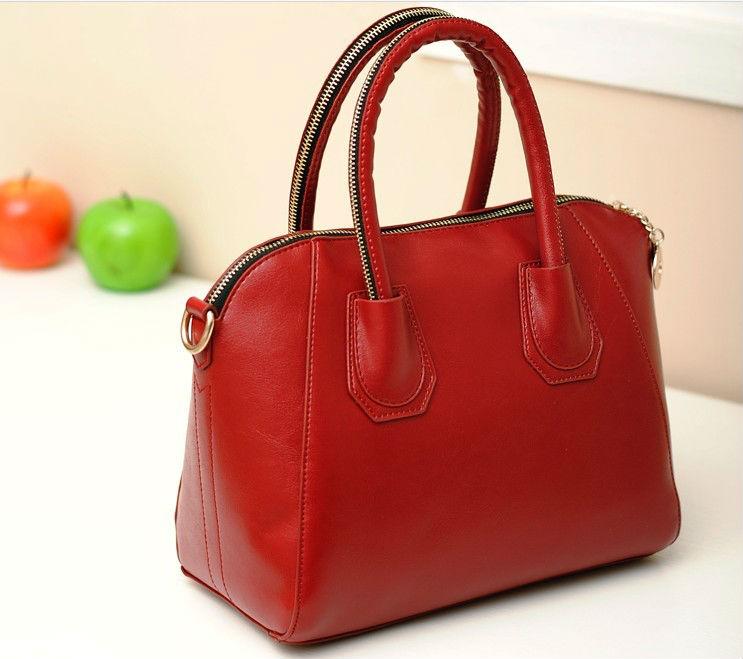 fashion PU tote shoulder lady handbags and ladies bags party handbag