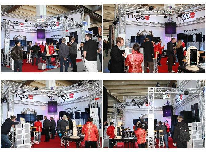 21 woofer neodymium waterproof speaker pro usb speaker system Guangzhou