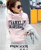 Женские толстовки и Кофты hot onsale & Korean Women leisure sports Hoodie set & Three-piece thickening sweater sports hoodie suit4sizes